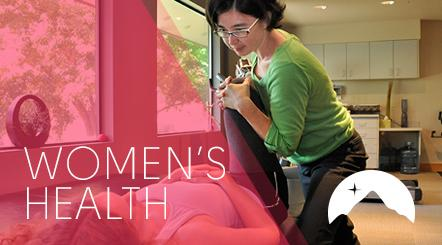 Women's Health at Alpine Physical Therapy in Bend, Oregon.