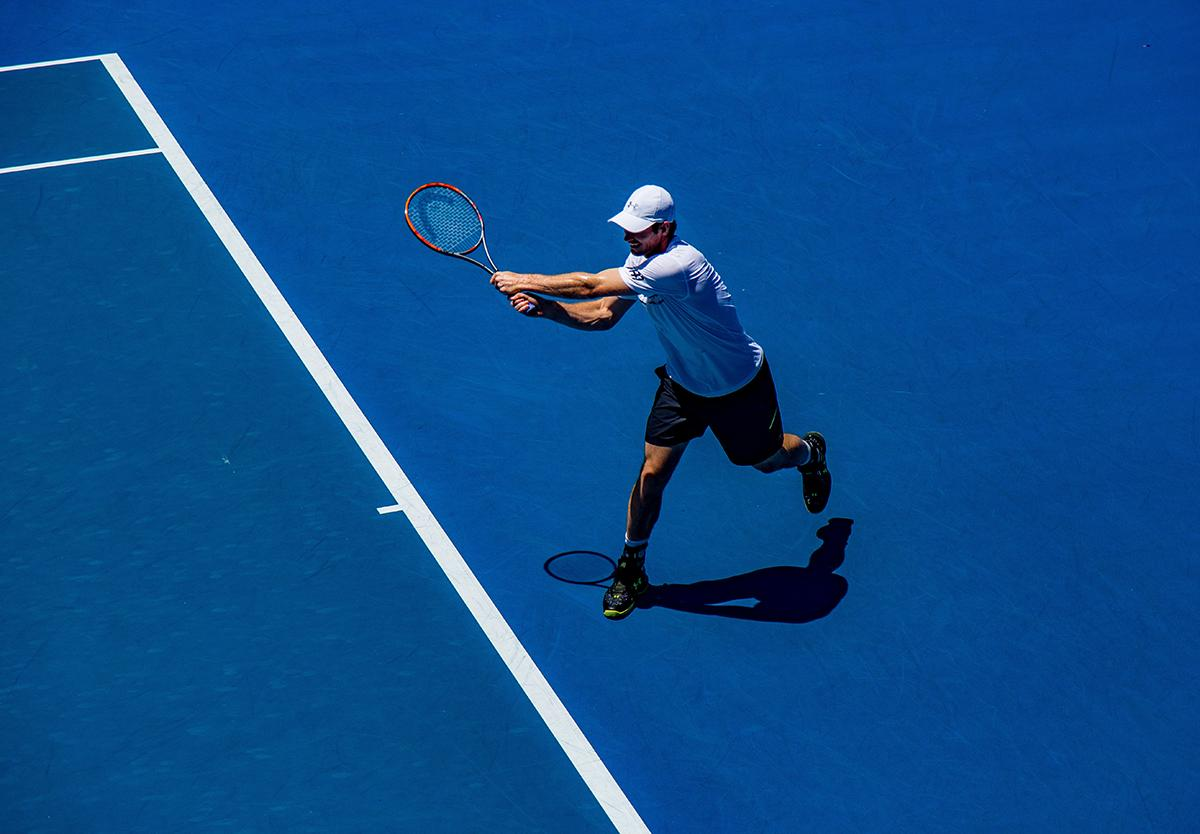Tennis elbow more common away from the courts