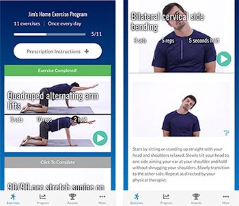 Alpine Physical Therapy Bend Or Launches New Exercise App